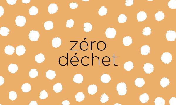 Zero déchet