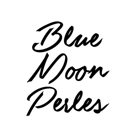 Blue Moon Perles